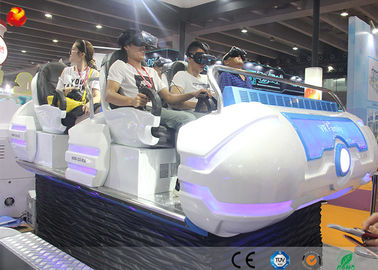 China O cinema interativo 6 do equipamento 12D de VR assenta o simulador do tiro da família de 9D VR fábrica